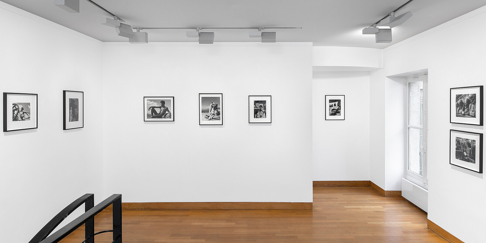 Installation view, Herbert List ITALIA, Galerie Karsten Greve Paris, 2020. Photo: Nicolas Brasseur